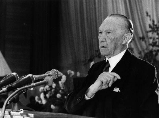 «Даже шаг назад — иногда шаг к цели.» Конрад Аденауэр