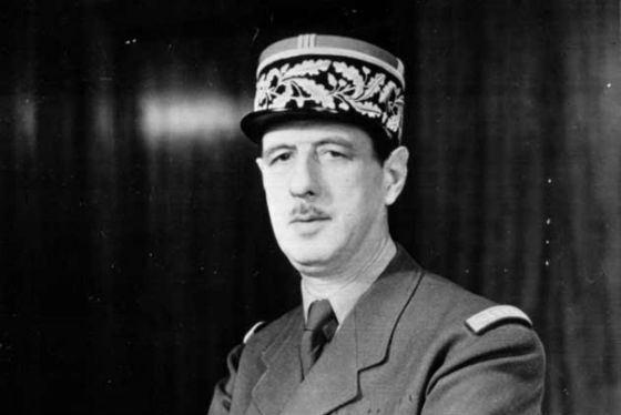 «Я или хаос.» Шарль де Голль