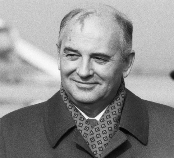 «Мне нравится Путин. Характером... Умный оказался.» Михаил Горбачёв