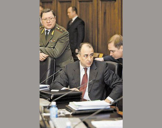Yuri Kokov built a brilliant career in the Ministry of Internal Affairs