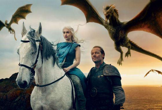 Сериал «Игра престолов» нравится миллионам