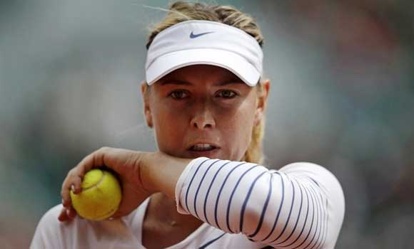 Марию Шарапову дисквалифицировали на два года