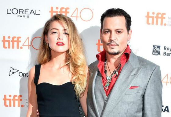 Johnny Depp and Amber Heard broke up in May, 2016