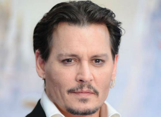 Johnny Depp, one of the most unordinary actors