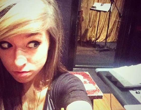 Кристина Гримми погибла в 22 года