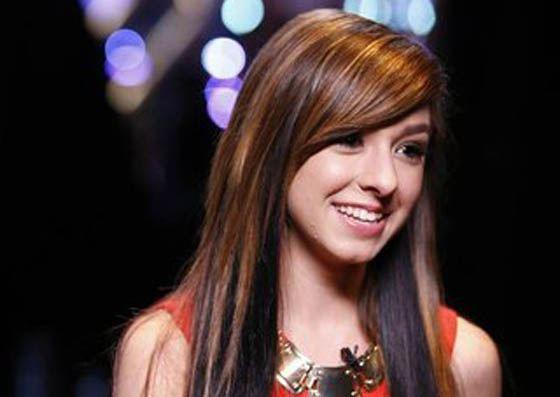 В 20 лет Кристина Гримми заняла 3 место на шоу «Голос»