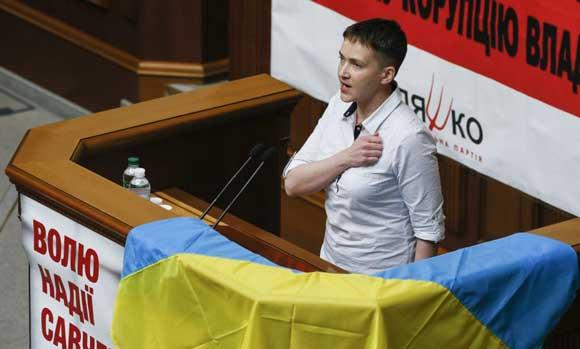 Савченко считает, что Россия и Украина могут быть добрыми соседями