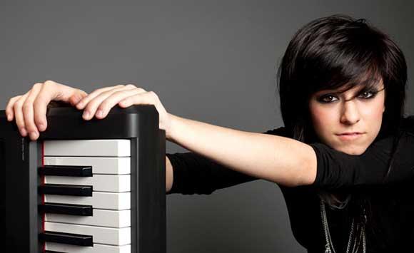 Певица Кристина Гримми, застреленная в Орландо