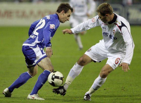 """""""Big Football"""" for Alexey Berezutsky began with CSKA"""
