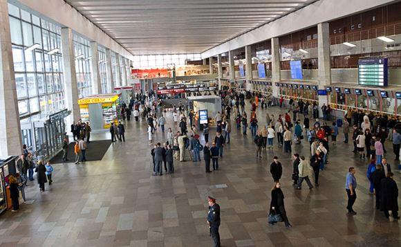 Курский вокзал в очередной раз эвакуировали