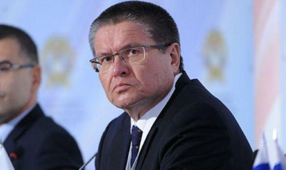 Познер с улюкаевым министром экономического развития