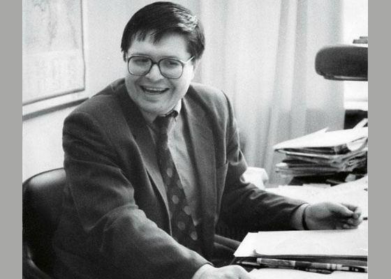 Алексей Улюкаев в молодости