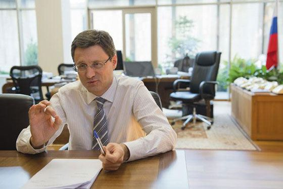 Александр Новак построил успешную карьеру в Норильске