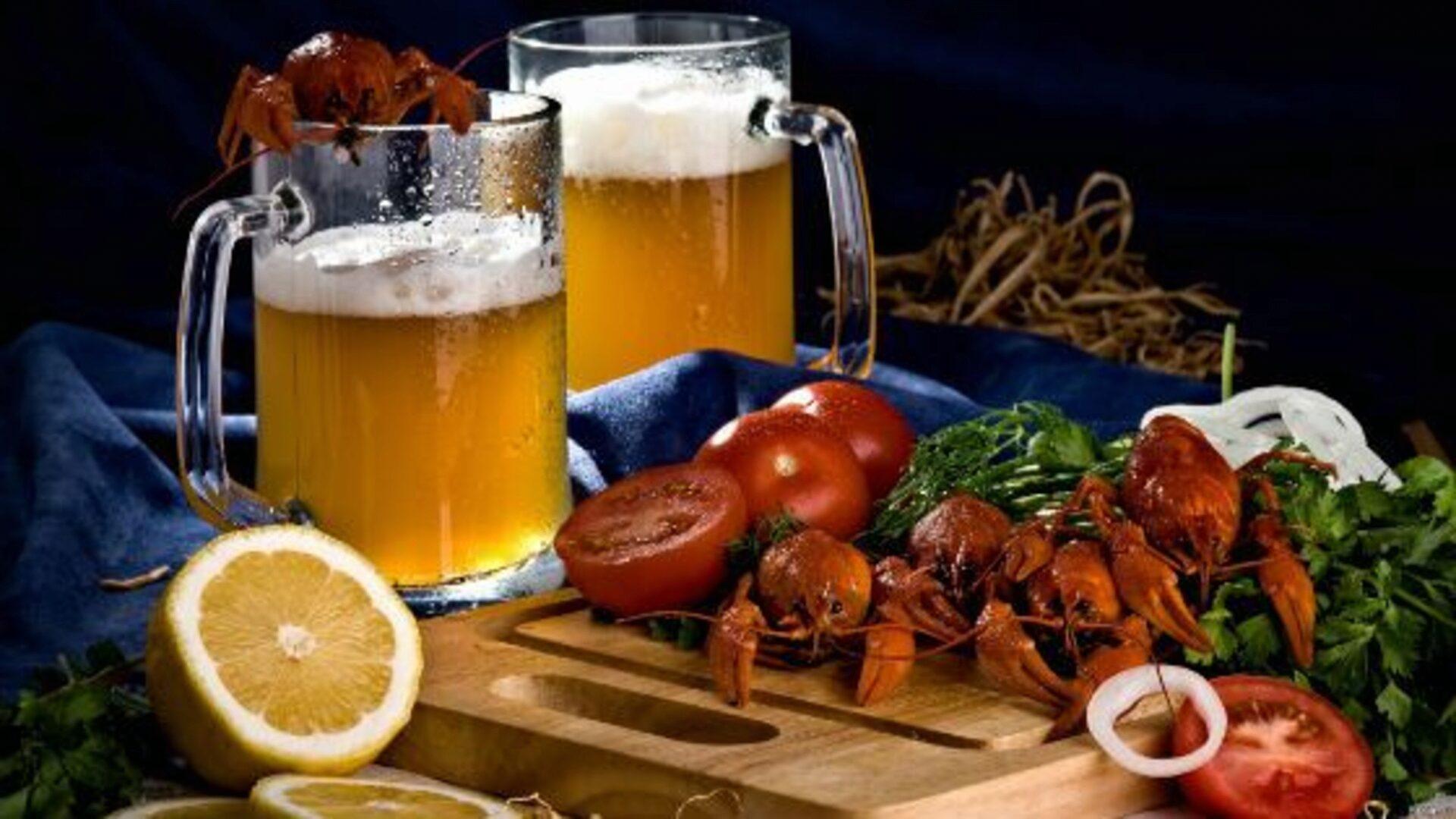 Пить пиво нужно, смакуя