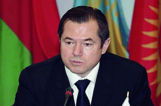 Since 2009, Sergei Glazyev was the curator of the Customs Union