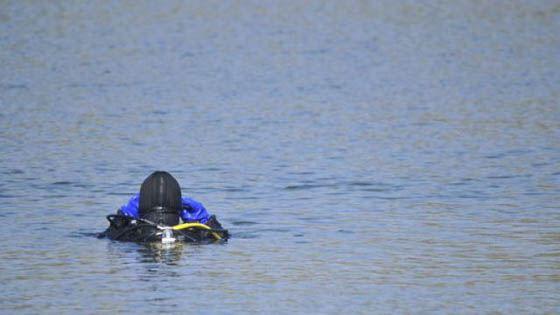 Тела были найдены с помощью гидролокатора бокового обзора