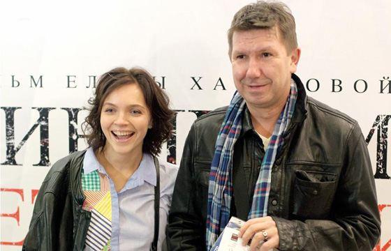 Наталья Земцова и Сергей Кристовский появились вместе на публике год назад