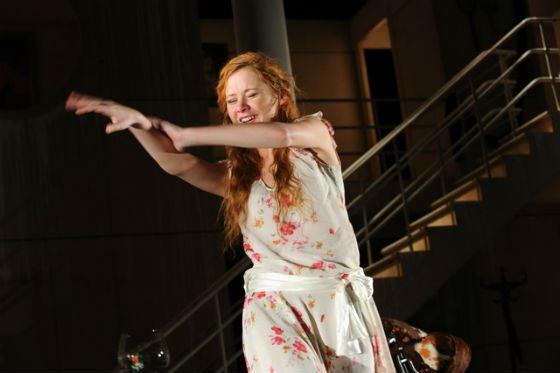 Since 2008, Tatiana Rybinets plays in MTYuZ
