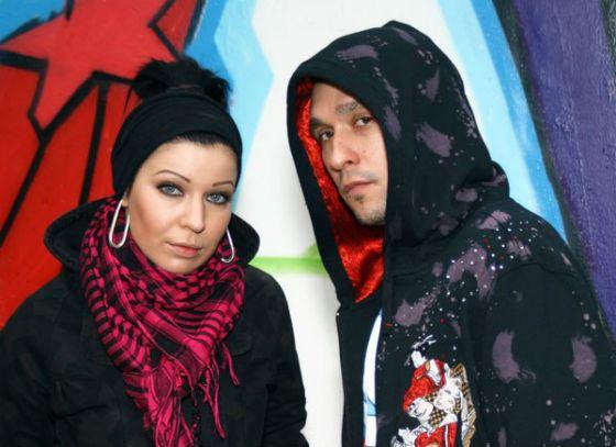 На фото: певица Елка и ее муж Сергей Астахов