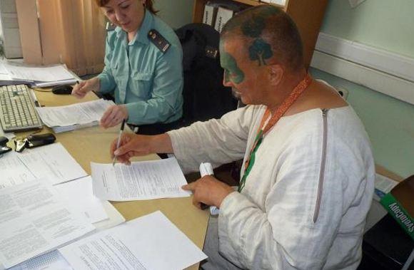Россиянина Жерара Депардье задержали из-за штрафа в 300 рублей