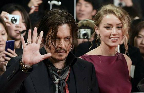 Amber Heard accused Depp of violence against her