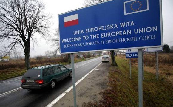 Польша запретила жителям Калининградской области посещать ее приграничные территории без виз