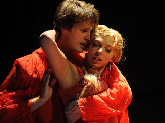 Nelli Uvarova and Denis Balandin
