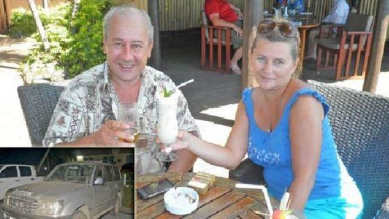 Юрий и Наталья Шипулины убитые на Фиджи