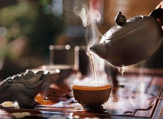 Китайский город  стал центром выращивания самого популярного чая