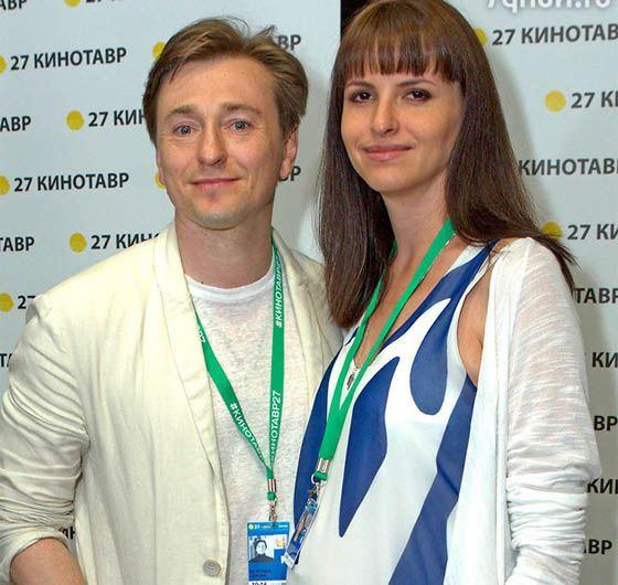 Артист Сергей Безруков стал отцом