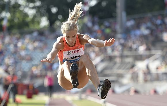 IAAF allowed only Daria Klishina before the Olympics in Rio