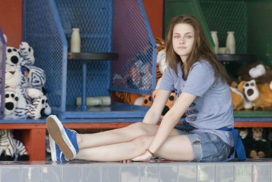 Kristen Stewart in the movie