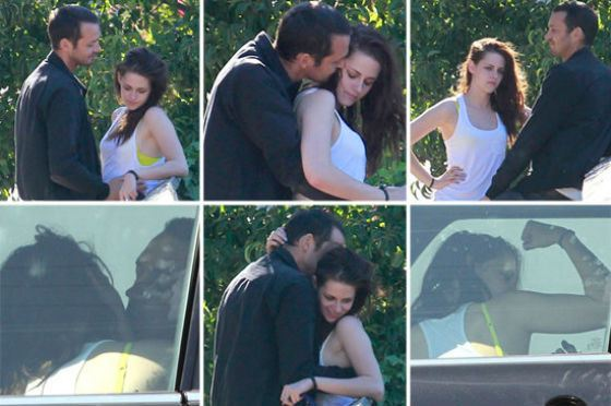 Kristen Stewart and Rupert Sanders had a passing novel