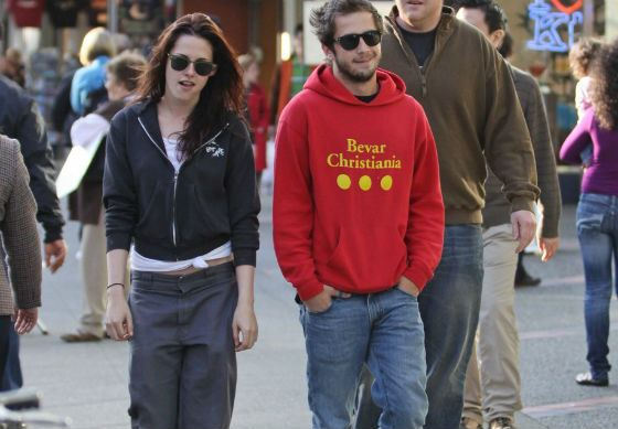 Kristen Stewart and Michael Anagarno dated for 5 years