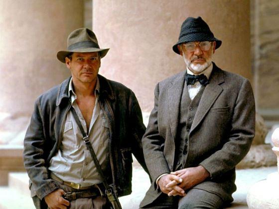 Индиана и Хенри Джонс способны добыть даже священный грааль
