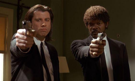 «Криминальное чтиво» многие считают одним из лучших фильмов Таратино