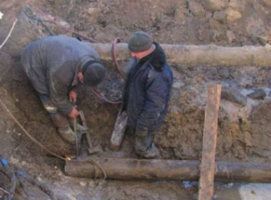 38% украинских водопроводных сетей находится в аварийном состоянии