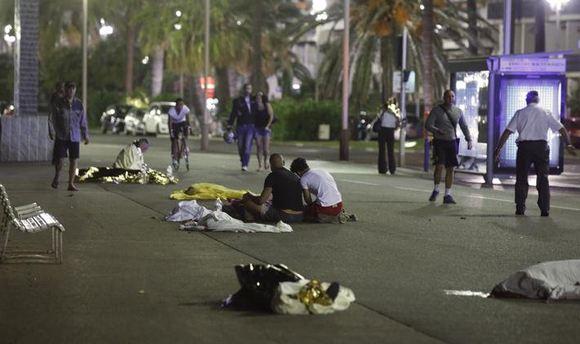 Свыше 80 человек были убиты во французской Ницце в результате теракта