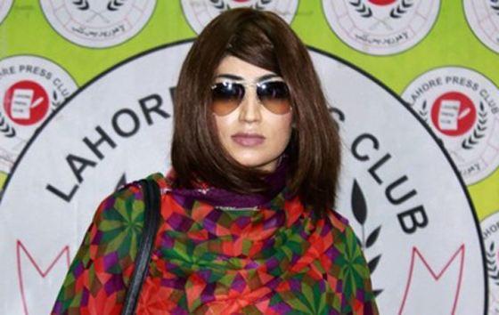 Кандил Балоч называли пакистанской Ким Кардашьян
