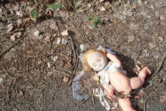 Девочка умерла от удушения