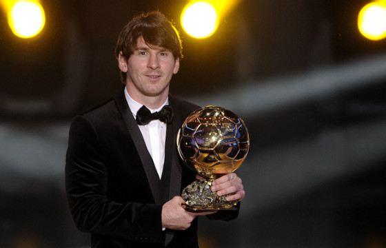 Лионель Месси - лучший игрок футбольного клуба Barcelona