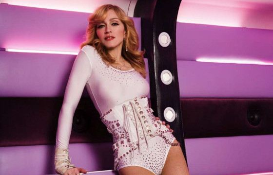 Мадонну по-прежнему поддерживает армия поклонников
