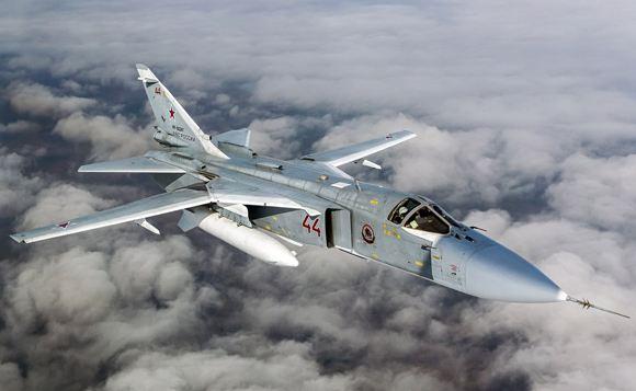 Турция: Российский Су-24 был сбит без разрешения руководства