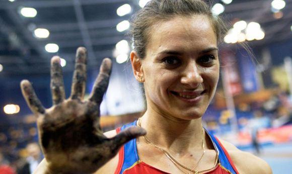 Елена Исинбаева готова завершить карьеру, если ее не допустят до Олимпиады