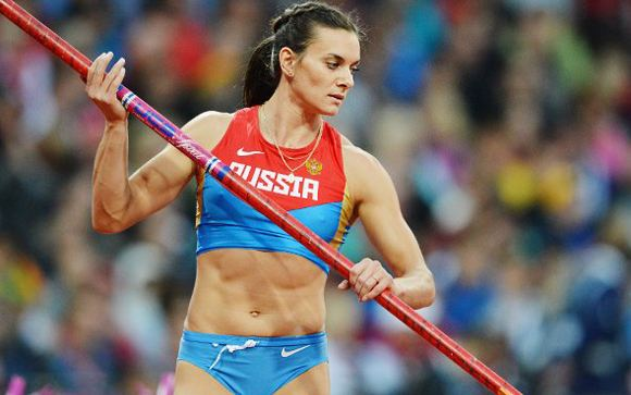 Isinbayeva disappointed with the decision of the IOC to prevent a number of athletes at the Olympics