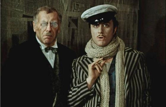Миронов и Папанов играют дуэтом в нескольких фильмах