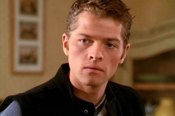 """Young Misha Collins in the series """"Charmed"""""""