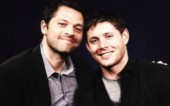 Misha Collins and Jensen Ackles are great friends in real life