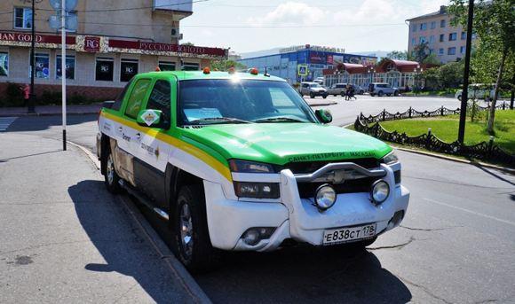 Поездка в Магадан на такси обошлась петербуржцу в 230 тысяч рублей