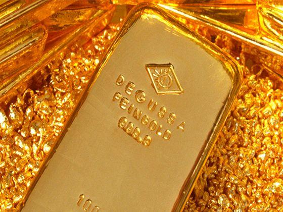 Самый чистый образец золота